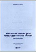 Immagine di 16. L'evoluzione del risparmio gestito nello sviluppo dei mercati finanziari