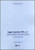 Immagine di 7/8. L.2 gennaio 1991 n.1 Disciplina dell`attività di intermediazione mobiliare
