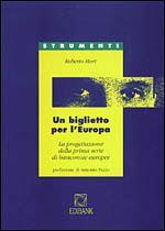 Immagine di Un biglietto per l`Europa