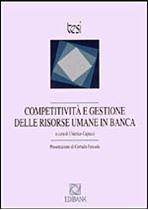Immagine di Competitività e gestione delle risorse umane in banca