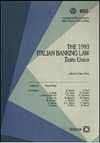 Immagine di The 1993 Italian Banking Law - Testo Unico