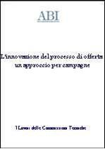 Immagine di L`innovazione del processo di offerta: un approccio per campagne