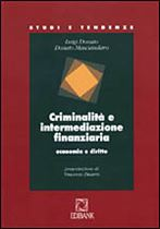 Immagine di Criminalità e intermediazione finanziaria
