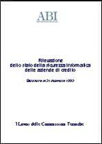 Immagine di Rilevazione dello stato della sicurezza informatica delle aziende di credito (Situazione al 31.12.1993)