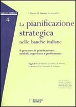 Immagine di La pianificazione strategica nelle banche italiane
