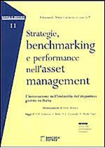 Immagine di Strategie, benchmarking e performance nell`asset management