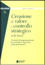 Immagine di Creazione di valore e controllo strategico nella banca