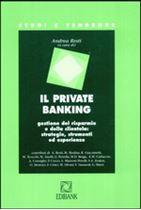 Immagine di Il private banking