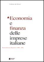 Immagine di Economia e finanza delle imprese italiane. XVII Rapporto 2000-2002