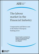 Immagine di The labour market in the Financial Industry (2008 Report)