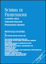 Immagine di Schema di Fideiussione (Fideiussione Omnibus)