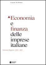 Immagine di Economia e finanza delle imprese italiane. XX Rapporto 2003-2005