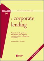 Immagine di Il corporate lending