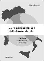 Immagine di La regionalizzazione del bilancio statale