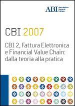 Immagine di CBI 2007 - Atti del Convegno ABI del 19 e 20 novembre 2007