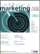 Immagine di Lettera Marketing ABI n. 4/1998