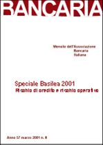 Immagine di Bancaria n. 4/2001