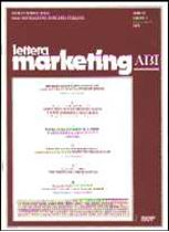 Immagine di Lettera Marketing ABI n. 1/1995