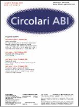 Immagine di Circolari ABI n. 6 del 20 febbraio 2006