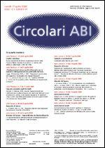 Immagine di Circolari ABI n. 14 del 17 aprile 2006