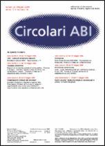 Immagine di Circolari ABI n. 19 del 22 maggio 2006