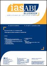 Immagine di Ias ABI BlueBook n.30 dell'11 settembre 2006