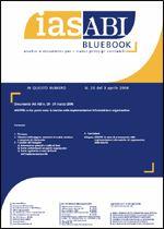 Immagine di Ias ABI BlueBook n.26 del 3 aprile 2006