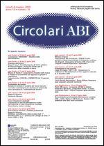 Immagine di Circolari ABI n. 16 del 4 maggio 2009