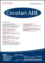 Immagine di Circolari ABI n. 12 del 5 aprile 2010