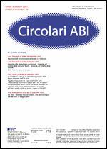 Immagine di Circolari ABI n. 36 dell'8 ottobre 2007