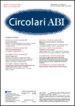 Immagine di Circolari ABI n. 44 del 3 dicembre 2007