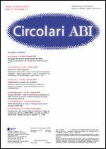 Immagine di Circolari ABI n. 37 del 15 ottobre 2007