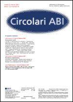 Immagine di Circolari ABI n. 8 del 5 marzo 2007