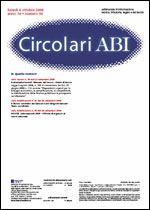 Immagine di Circolari ABI n. 36 del 6 ottobre 2008