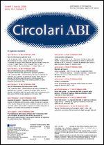 Immagine di Circolari ABI n. 7 del 3 marzo 2008