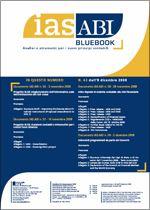 Immagine di Ias ABI BlueBook n.42 dell'8 dicembre 2008