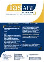 Immagine di Ias ABI BlueBook n.42 del 15 dicembre 2008