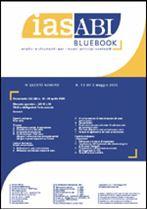 Immagine di Ias ABI BlueBook n. 13 del 2 maggio 2005