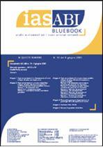 Immagine di Ias ABI BlueBook n. 16 del 6 giugno 2005