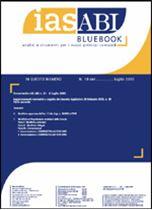 Immagine di Ias ABI BlueBook n. 18 dell'11 luglio 2005