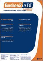 Immagine di Basilea2 ABI BlueBook n. 3 del 30 maggio 2008