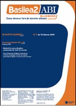 Immagine di Basilea2 ABI BlueBook n.6 del 9 marzo 2009