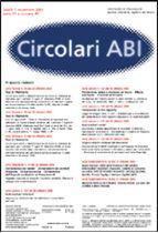 Immagine di Circolari ABI n. 40 del 7 novembre 2005