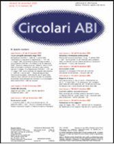 Immagine di Circolari ABI n. 48 del 30 dicembre 2005