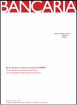 Immagine di Bancaria n. 3/2009
