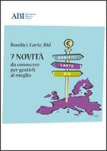 "Immagine di Guida Retail ""Bonifici, Carte e RID"""