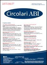 Immagine di Circolari ABI n. 17 del 10 maggio 2010
