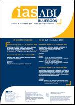 Immagine di Ias ABI BlueBook n.49 del 19 ottobre 2009