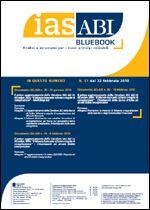 Immagine di Ias ABI BlueBook n.51 del 22 febbraio 2010