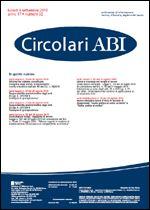Immagine di Circolari ABI n. 32 del 6 settembre 2010